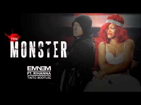 Eminem Ft. Rihanna - The Monster (taito Bootleg) video