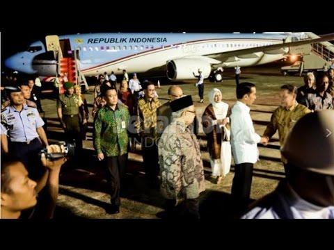 Berita 16 Juli 2015 - VIDEO Jokowi Akhiri Ramadhan Di Aceh