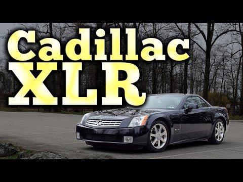 2005 Cadillac XLR: Regular Car Reivews