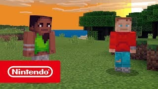 Minecraft - Better Together Trailer (Nintendo Switch)
