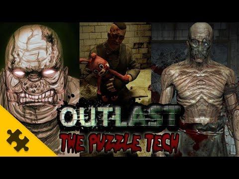 Outlast + Whistleblower. История персонажей. Пасхалки. (Часть 2)