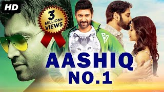 AASHIQ NO 1 (2019) New Released Romantic Hindi Dubbed Movie | New Hindi Movies | South Movie 2019