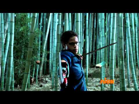 Power Rangers Super Megaforce - Blue Saber Saga - Noah's Training (HD)