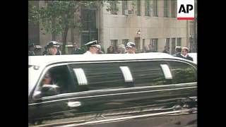 USA: JOHN F KENNEDY JR. MEMORIAL MASS