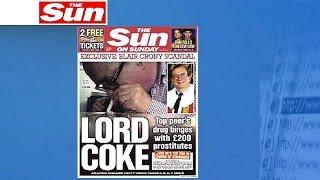 Evinde Seks Partisi Veren İngiliz Lord Istifa Etti