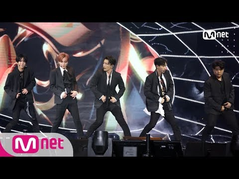 [2017 MAMA In Hong Kong] Super Junior_INTRO Perf. + Black Suit