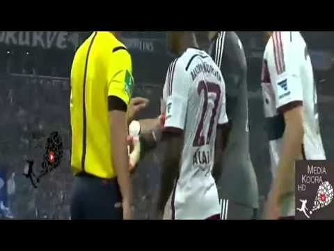 Schalke 04 vs Bayern Munich (1-1) ● Highlights ● 30/08/2014