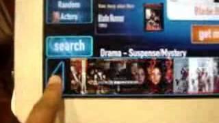 Touch Screen DVD Rental Kiosk