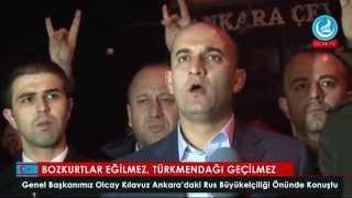 Bozkurtlar Eğilmez, Türkmendağı Geçilmez