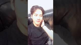 Jackson Wang ( Got7 ) - Vương Gia Nhĩ siêu chất khi trở thành tik toker trong tik tok