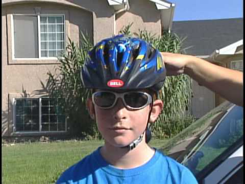 view Wear a Properly Fitting Helmet video