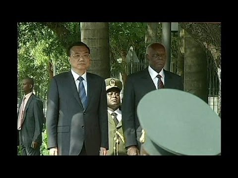 China's Li Keying Arrives In Kenya On Final Leg Of Africa Tour video