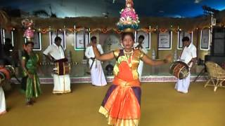 Karakattam & tamil folk music - Indian Cultural Centre 9884436365