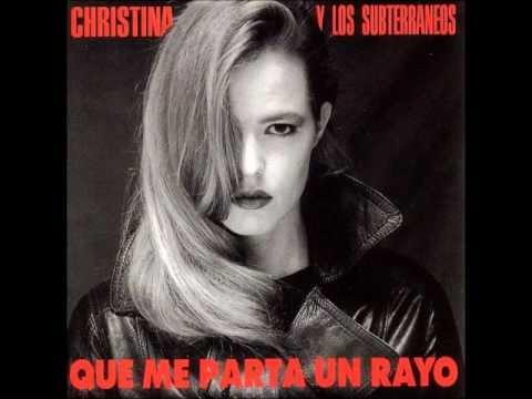 Christina y Los Subterráneos - Yo No Soy Tu Angel