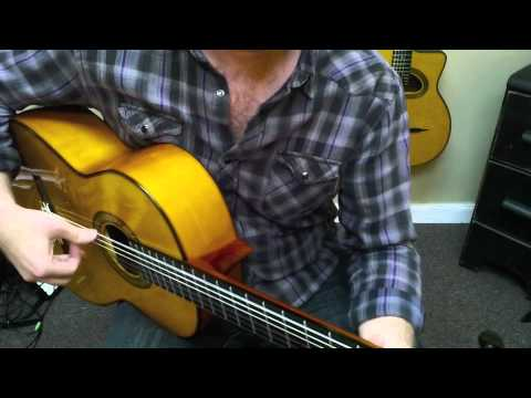 Classical Guitar Lesson: