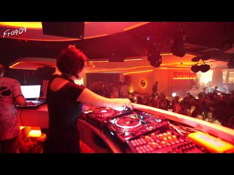 FRA909 Tv - FRANCESCA LOMBARDO @ LUCIANO & FRIENDS PACHA BARCELONA