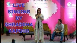 download lagu Sab Tera Song  Live By Shraddha Kapoor And gratis