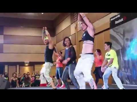 Nevena & Goran: Zumba in Malaysia (Bailar Contigo highlights) 2015