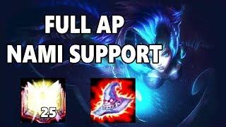 783 AP Nami support OFA 5 VelKoz shenanigans