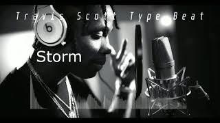 Ginger Carrot - Travis Scott Type Beat 'Storm'