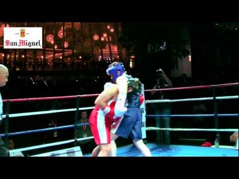 Saxo Capital Markets Asia Cup 2012: Bout 4 - SIMON YAP vs GRAHAM McNEILL