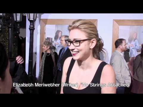 Elizabeth Meriwether, Writer,No Strings Attached,RealTVfilms