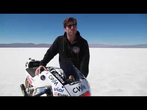 Superbike Modificada en la Salina