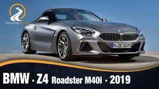 BMW Z4 Roadster M40i 2019 | Información y Review