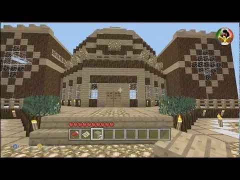 Il mondo piu grande di Minecraft in Italia su Xbox by Vaffa + 2contest