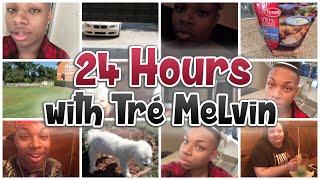 24 Hours with Tré Melvin