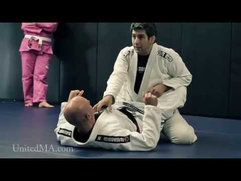 Posture in the BJJ Closed Guard Image 1