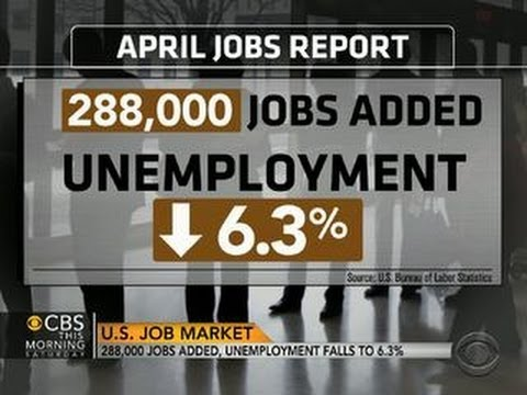Jobs report: Unemployment hits lowest level since fall 2008