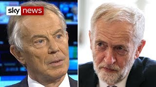 Blair: Corbyn made same mistake as May on Brexit
