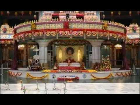 Radio Sai Live: Ganesh Chaturthi Celebrations (Evening) at Prasanthi Nilayam - 09 Sept 2013