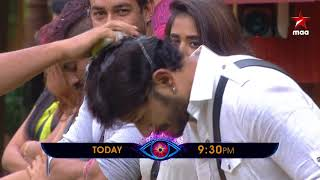Nominations for this week are decided by Egg break!! 🥚  #BiggBossTelugu2 Today at 9:30 PM