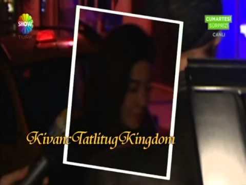 22. 3.2014 - Kivanc in showTVكيفانج بعد مباريات غلاطة سراي وتشلسي