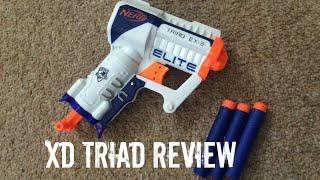 download lagu Nerf N-strike Elite Xd Triad Ex-3 Unboxing, Overview & gratis
