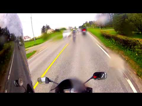 Driving To The motorcycle Shop // Yamaha yzf r125// Honda cbr 125// aprilia rs 125