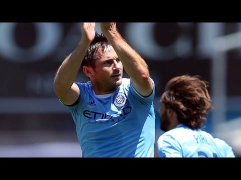 Frank Lampard GOAL for NYCFC