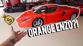 $3,700,000.00 Ferrari Enzo?!