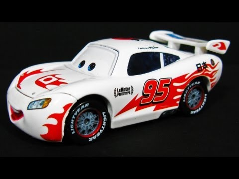 Lightning McQueen Fake or Factory Customs? Disney Pixar Cars Die-Cast Knock-Off