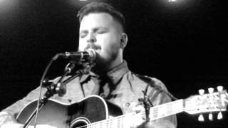 Dustin Kensrue - Round Here ( counting crows cover ) - Live @ The Glhouse 12-21-14 in HD