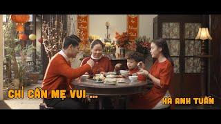 """Phim ngắn """"Chỉ cần mẹ vui"""" - một sản phẩm của VinID và Hà Anh Tuấn."""