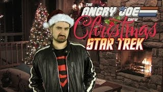 Angry Christmas Review 2013 - Star Trek: Trexels (iOS)