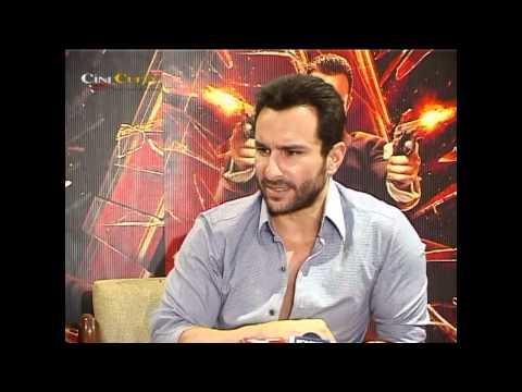 Movie 'Agent Vinod' Interview