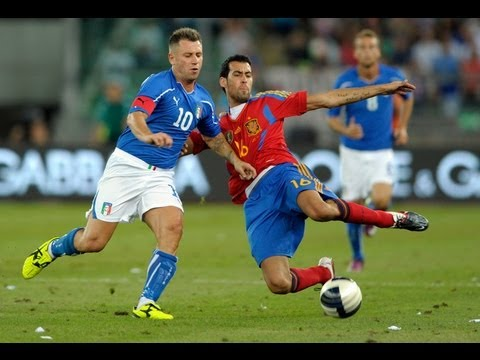 Spain Vs Italy (1-1) Euro 2012 Football Preview (Super Sunday Special)
