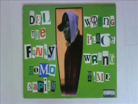 Del The Funky Homosapien - Undisputed Champs