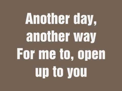 Jamie Lidell - Another Day(Lyrics)