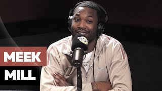 Meek Mill On Justice Reform Possible Drake Collab Kanye Robert Kraft Spits A Freestyle