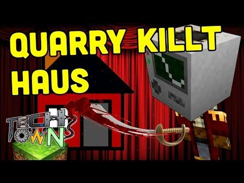 QUARRY KILLT MEIN HAUS! FAIL! - Techtown Ep.32 - auf gamiano.de